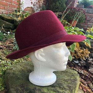 Vintage French Wool Hat